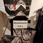 Desigual Wendetasche + Innentasche 3 in 1